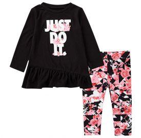 Nike Βρεφικό σετ μπλούζα & κολάν